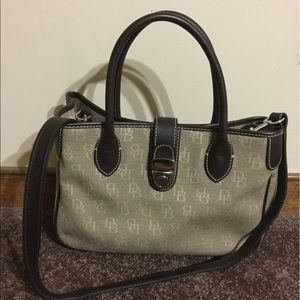 Dooney&Bourke Small Double Handle Tote